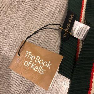 the book of kells Accessories - Book of Kells trinity college Dublin Ireland scarf
